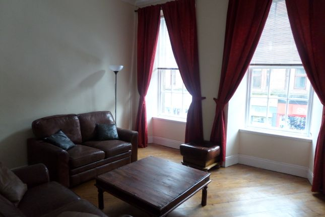 Thumbnail Flat to rent in Dumbarton Road, 1/1, Partick, Glasgow