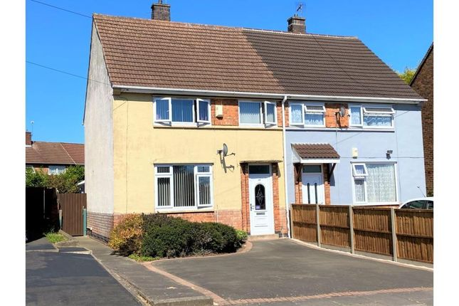 3 bed semi-detached house to rent in Bringhurst Road, Leicester LE3