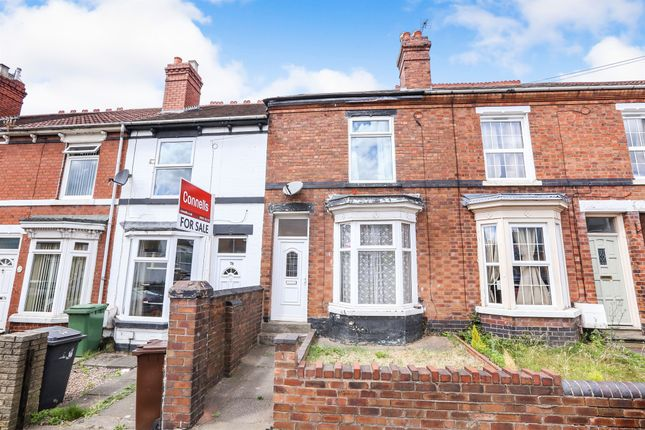 Thumbnail Terraced house for sale in Milton Road, Fallings Park, Wolverhampton