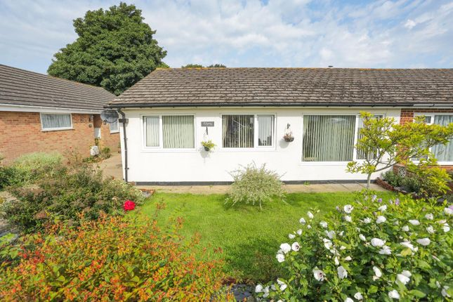 Thumbnail Semi-detached bungalow for sale in Lady Garne Road, West Hougham, Dover
