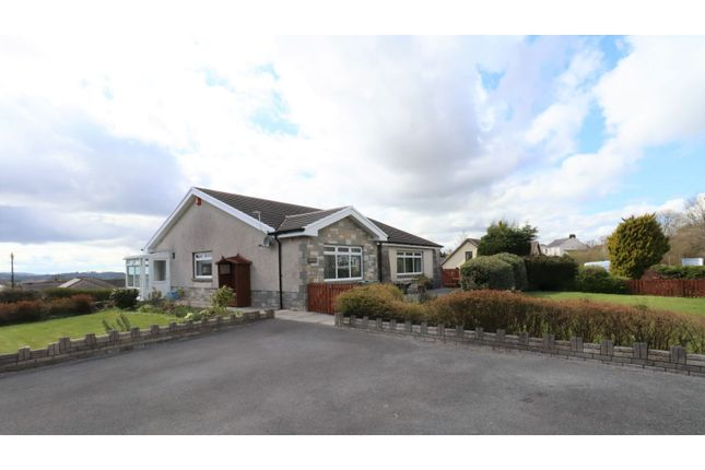 Thumbnail Detached bungalow for sale in Heol Ty Isaf, Llanelli