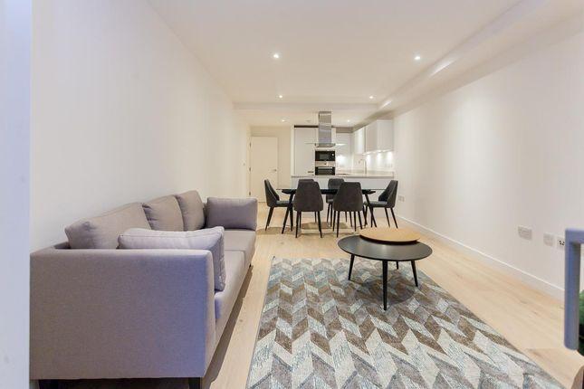 Thumbnail Flat to rent in Eyre Court, Kings Cross Quarter, Pentonville Road, Kings Cross, Angel
