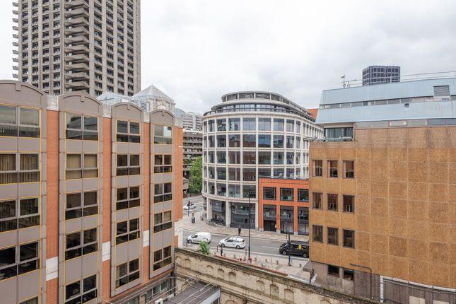 Thumbnail Flat to rent in Carthusian Street, London