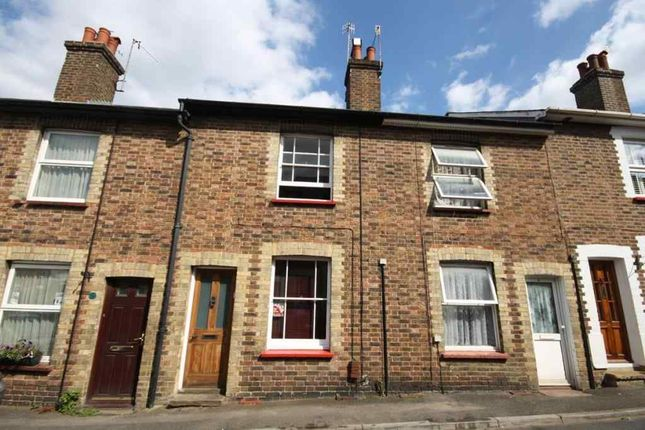 Thumbnail Terraced house to rent in Hart Gardens, Dorking