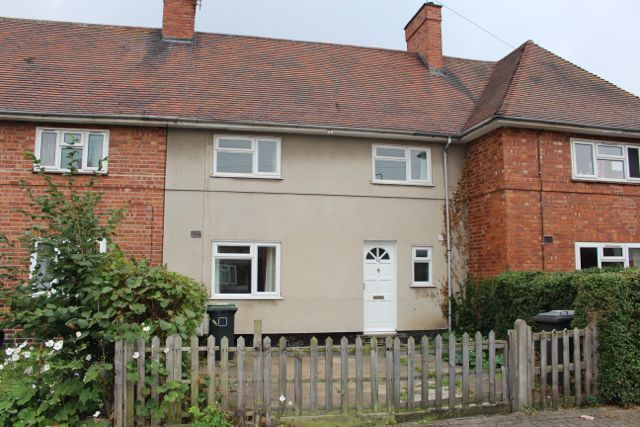 Thumbnail Terraced house to rent in Alexandra Crescent, Beeston