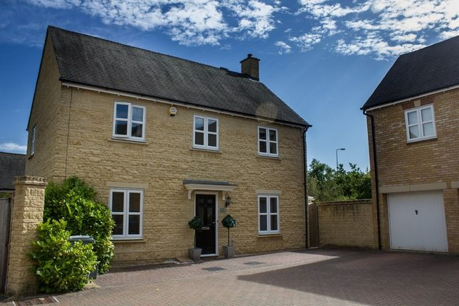 Thumbnail Detached house to rent in Cherry Tree Court, Witney