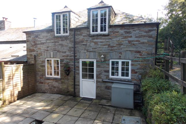 Thumbnail Barn conversion to rent in Bray Shop, Callington