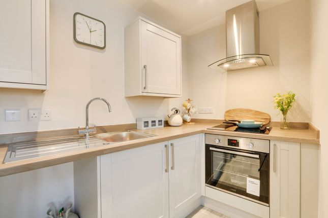 Example Kitchen of Plot 10, Victoria Views, Plymouth PL1