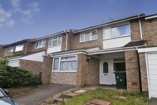 Thumbnail Room to rent in Boswell Drive, Coventry