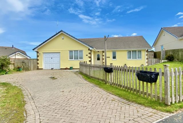 Thumbnail Bungalow for sale in Brentons Park, Trelights, Port Isaac