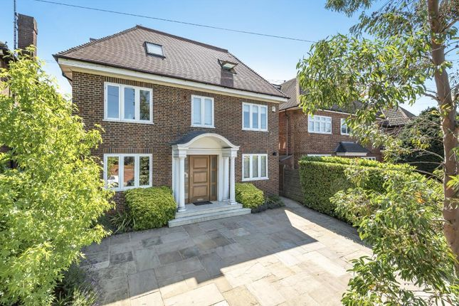 Thumbnail Detached house for sale in Parklands Drive, Finchley N3,