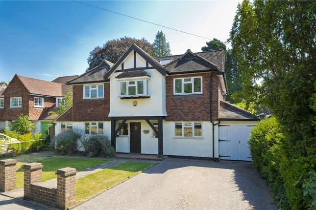 Thumbnail Detached house for sale in Arbrook Lane, Esher, Surrey