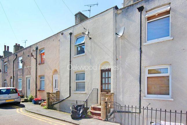 Thumbnail Terraced house for sale in Upper Dumpton Park Road, Ramsgate