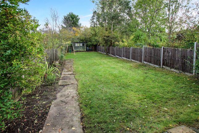 Garden of Garland Road, Plumstead, London SE18