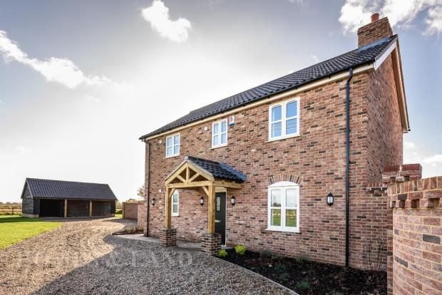 Thumbnail Detached house for sale in Norwich Road, Thurton
