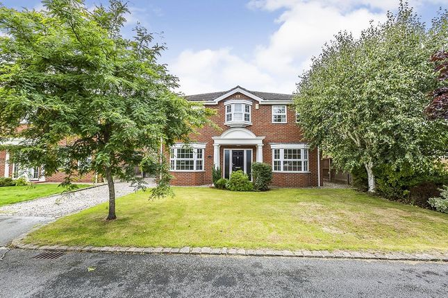 Thumbnail Detached house for sale in Bryning Fern Lane, Kirkham, Preston