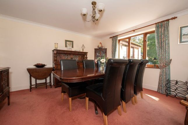 Dining Room of Monksilver, Taunton TA4
