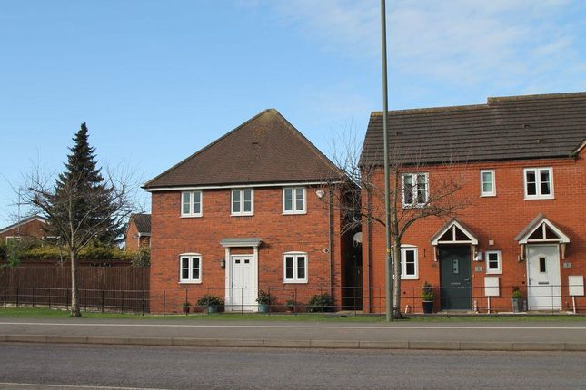 Thumbnail Detached house for sale in Furrowfield Park, Ashchurch, Tewkesbury