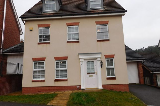 Thumbnail Detached house for sale in Dodsley Way, Clipstone Village, Mansfield