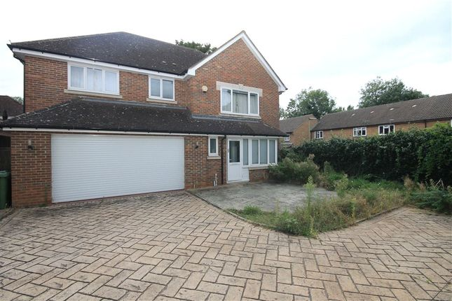 Thumbnail Detached house for sale in Manor Park, Staines, Middlesex