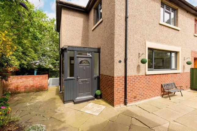 Thumbnail Semi-detached house for sale in 293 Milton Road East, Joppa, Edinburgh