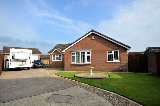 Thumbnail Bungalow for sale in Gloria Way, Great Coates, Grimsby
