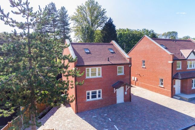 Thumbnail Detached house for sale in Marydel, Copthall Green, Upshire, Essex