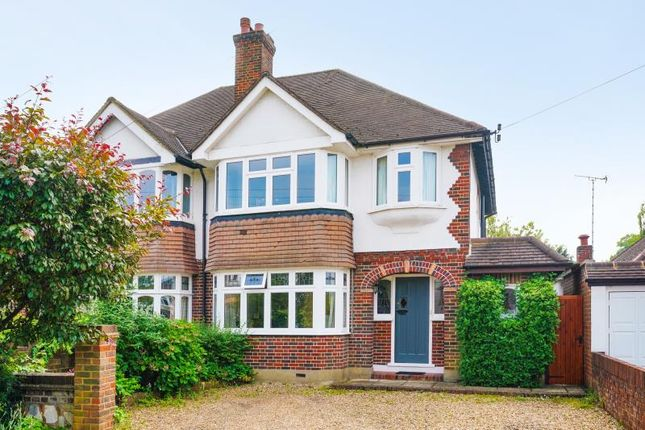3 bed semi-detached house to rent in Berkeley Gardens, Walton On Thames, Surrey KT12