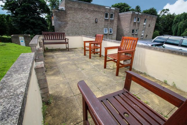Seating Area of Bolton Court, Bradford BD2