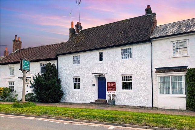Thumbnail Terraced house for sale in The Square, Angmering, West Sussex