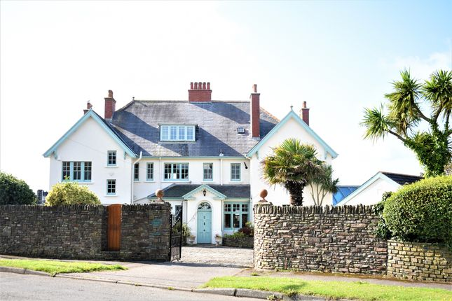 Thumbnail Detached house for sale in Higher Lane, Langland, Gower