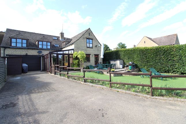 Thumbnail Detached house for sale in Riverside Spinney, Wansford, Peterborough