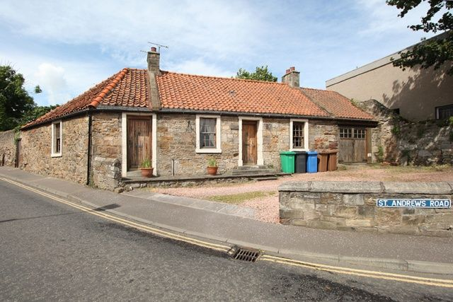 Thumbnail Cottage for sale in St Andrews Road, Anstruther, Fife