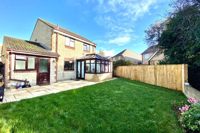 Thumbnail Detached house for sale in The Kilns, Calne