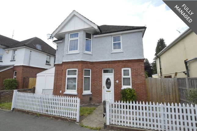 Thumbnail Detached house to rent in Station Road, Frimley, Camberley, Surrey
