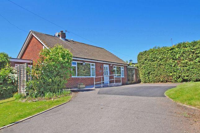 Thumbnail Detached bungalow for sale in Santridge Lane, Bromsgrove