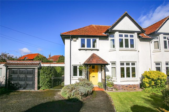 Thumbnail Semi-detached house for sale in West Dene, Bristol