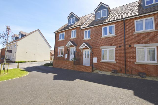 Thumbnail Terraced house for sale in Brimscombe Meadows, Chilcompton