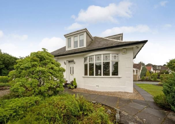 Thumbnail Bungalow for sale in Atholl Drive, Giffnock, Glasgow, East Renfrewshire