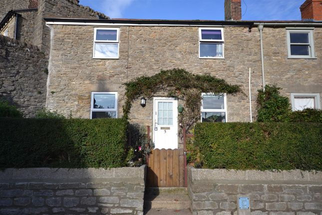 Thumbnail End terrace house for sale in St. Andrews Road, Bridport