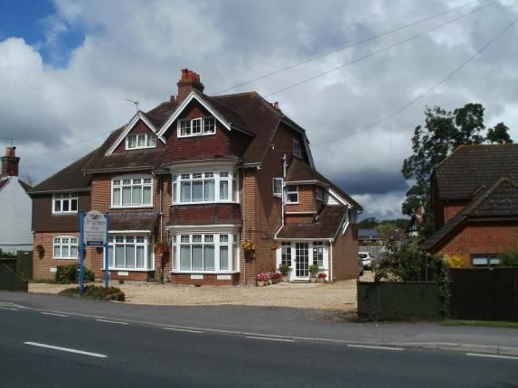 Thumbnail Detached house for sale in Thatched Cottage Park, Southampton Road, Lyndhurst