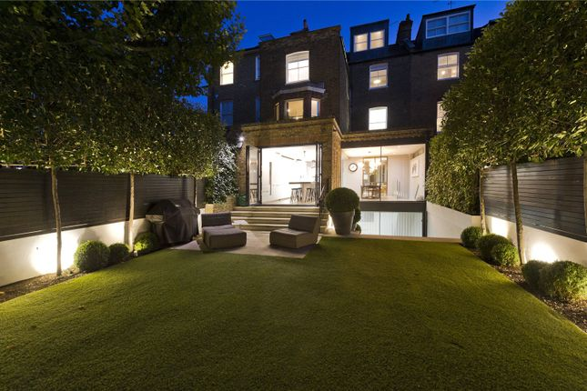 Thumbnail Detached house for sale in St. Quintin Avenue, London, UK
