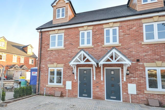 Thumbnail End terrace house for sale in Marybrook Street, Berkeley, Glos