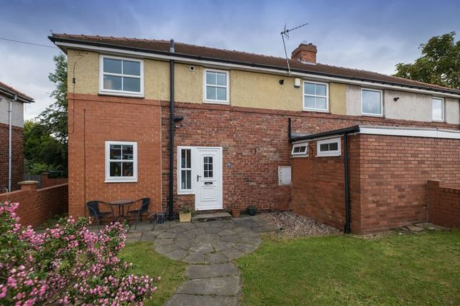 Thumbnail Semi-detached house for sale in The Drive, Whickham, Newcastle Upon Tyne