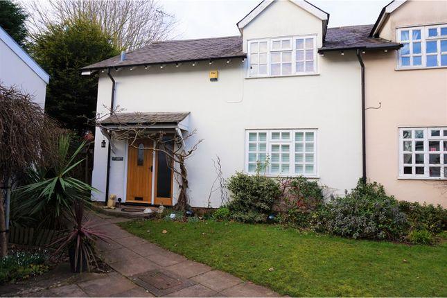 Thumbnail Semi-detached house for sale in Norton Close, Birmingham