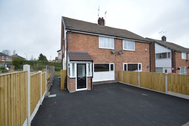 Thumbnail Semi-detached house for sale in Whitaker Avenue, Eccleshill, Bradford