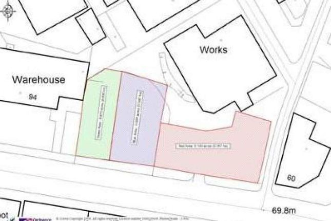 Thumbnail Land to let in Scotland Street, Scotland Street Car Parking Spaces, Sheffield