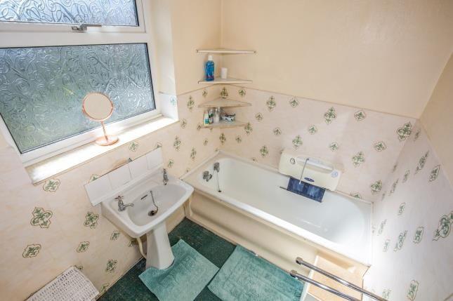 Bathroom of May Avenue, Newcastle, Staffordshire ST5