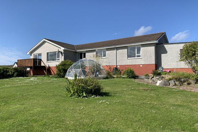 Thumbnail Detached house for sale in Upper Hillside, Gulberwick, Shetland