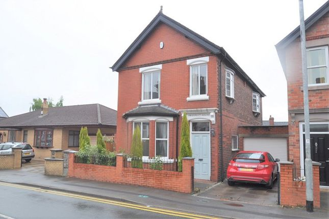 Thumbnail Detached house for sale in Princes Road, Penkhull, Stoke On Trent, Staffordshire
